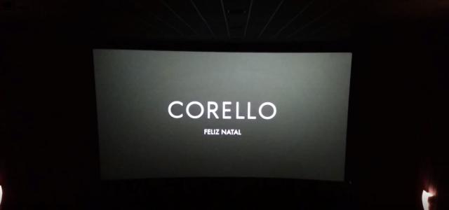 Case Corello   Cinema   Mensagem de Feliz Natal